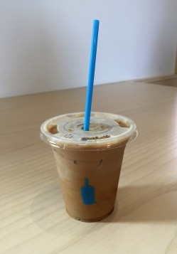 Delicious NOLA iced coffee!
