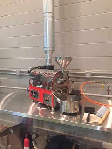 Small Planes' first roaster